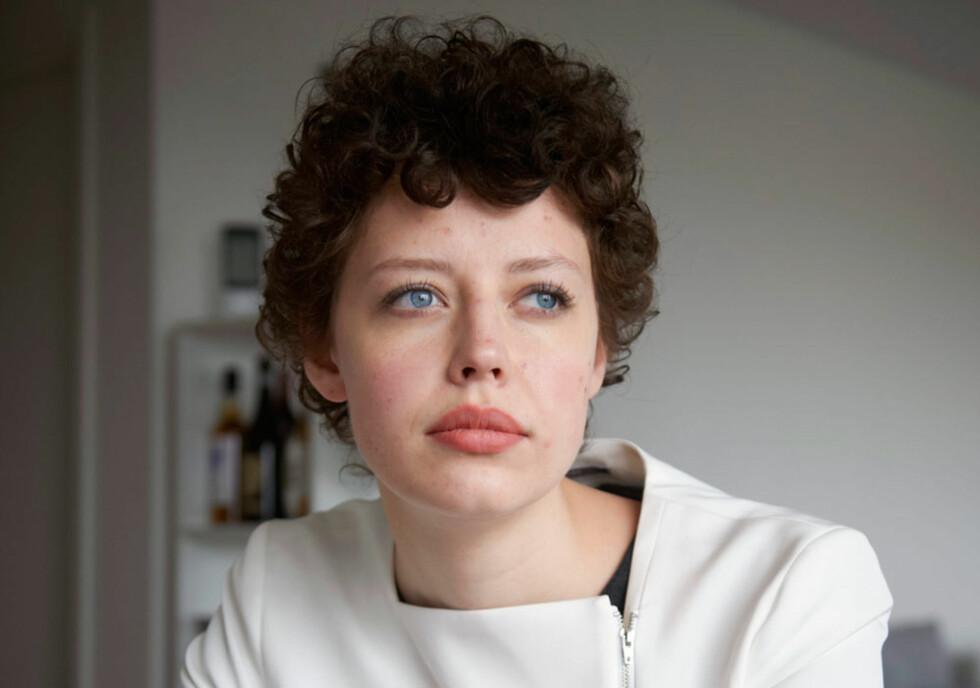 ROPER VARSKO: – Jeg vil advare andre unge kvinner som drømmer om modelljobb, sier 22 år gamle Dorota.  Foto: Stefan Lindblom/All Over Press