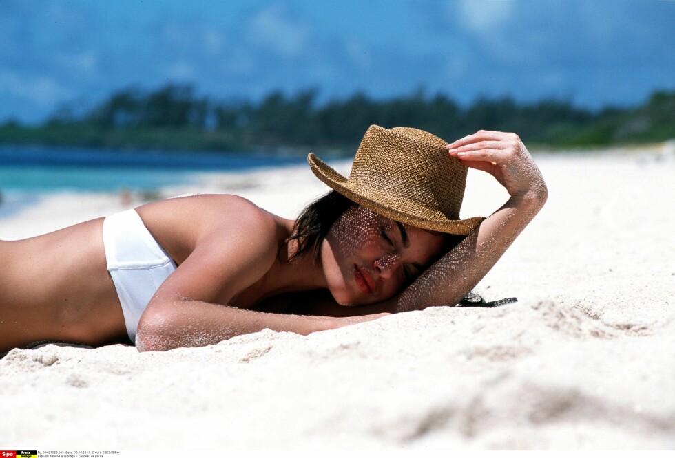MELLOMTING ER BEST: Det fineste er å være et sted mellom blek og brun. Og det er også sunnere! Foto: sipa