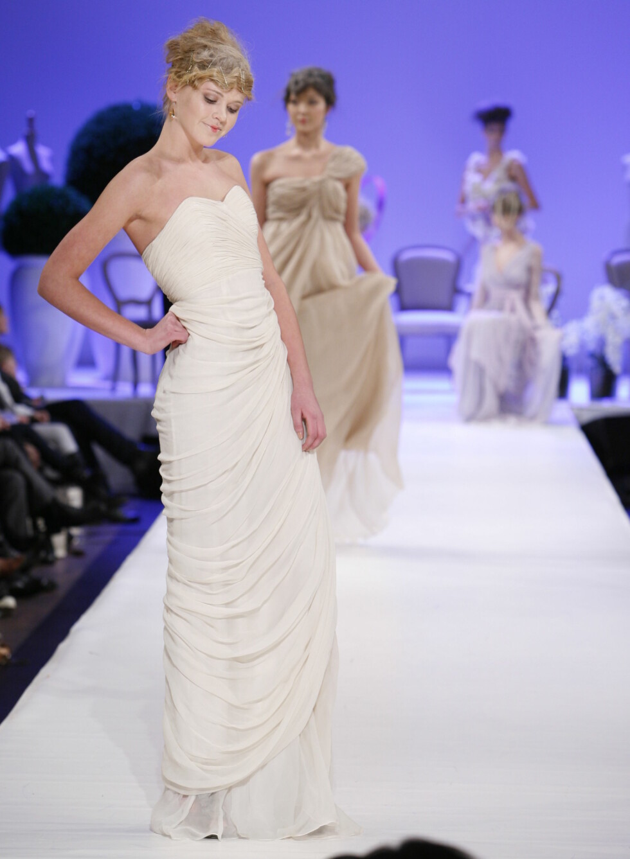 Elsker du enkle og yndige kjoler, finnes det også i kolleksjonen.  Foto: Per Ervland