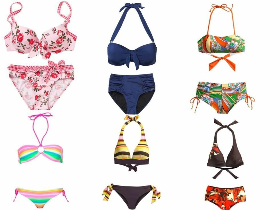 12 våte bikinidrømmer