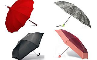 15 paraplyer som faktisk er fine