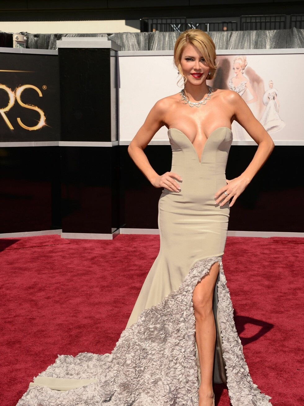 Brandi Glanville Foto: All Over Press