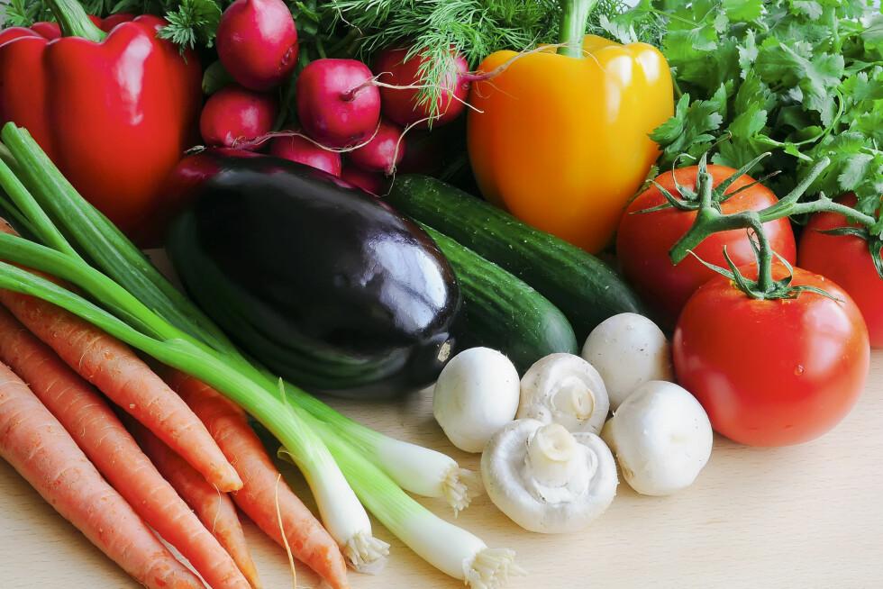 SPIS VARIERT: Det viktigste grepet for et sunt hjerte er imidlertid å spise litt av alle ingrediensene som har vist seg å være bra for hjertet.  Foto: Thinkstock.com