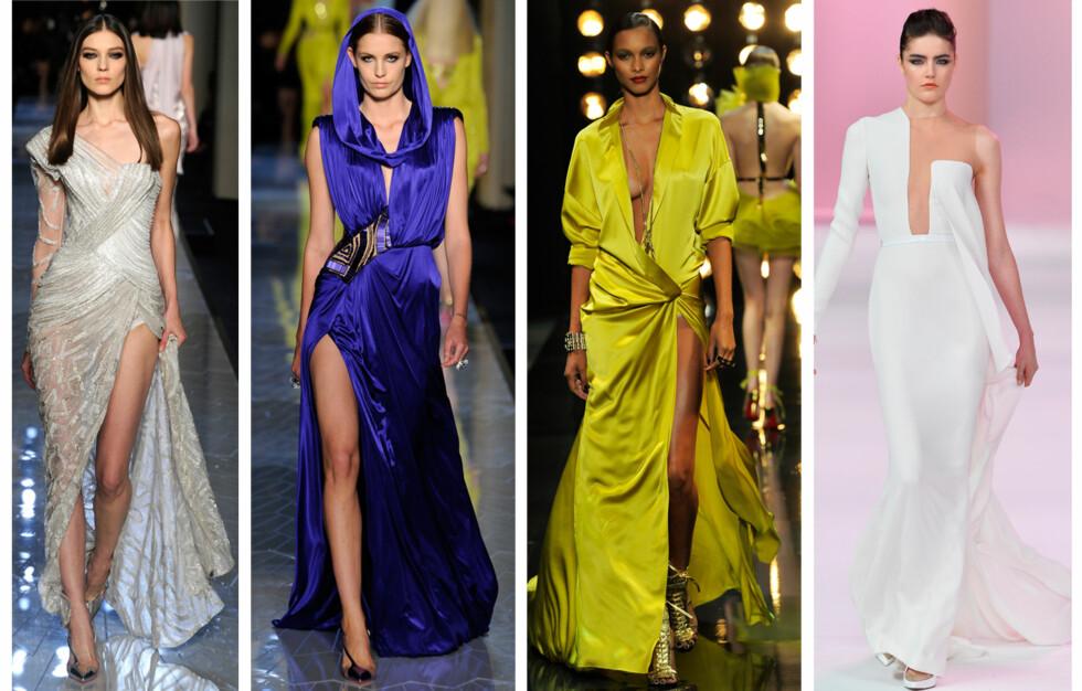 <strong>ÅRETS OSCAR-HÅP:</strong> Disse couture-kjolene fortjener virkelig å bli båret på årets Oscar-utdeling. Foto: All Over Press