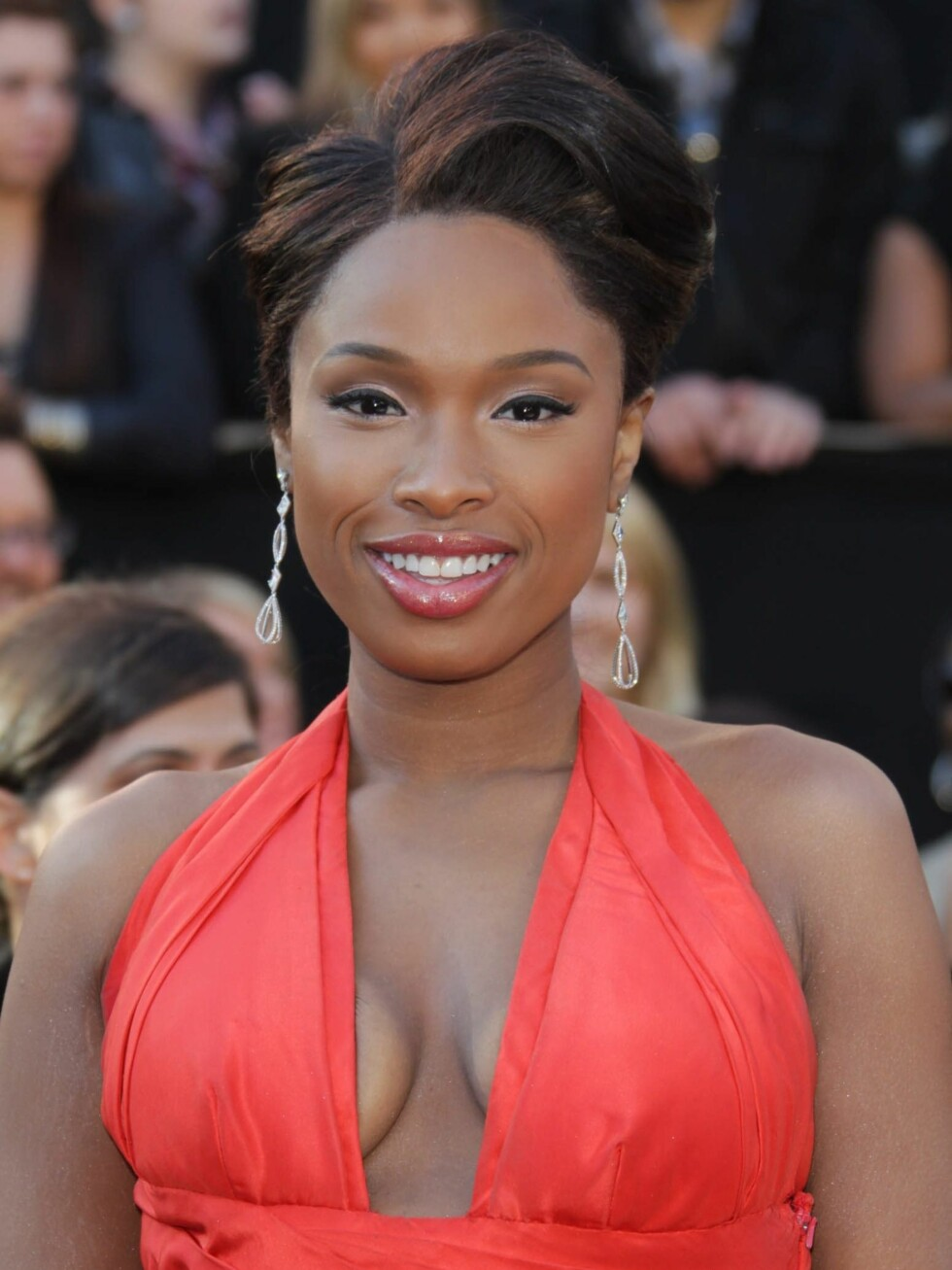 Red carpet arrivals at the 83rd Annual Academy Awards in Hollywood, CA.  Pictured: Jennifer Hudson Ref: SPL252931  270211   Picture by: Jen Lowery / Splash News  Splash News and Pictures Los Angeles:310-821-2666 New York:212-619-2666 London:870-934-2666 photodesk@splashnews.com  *** Local Caption *** World Rights Foto: All Over Press