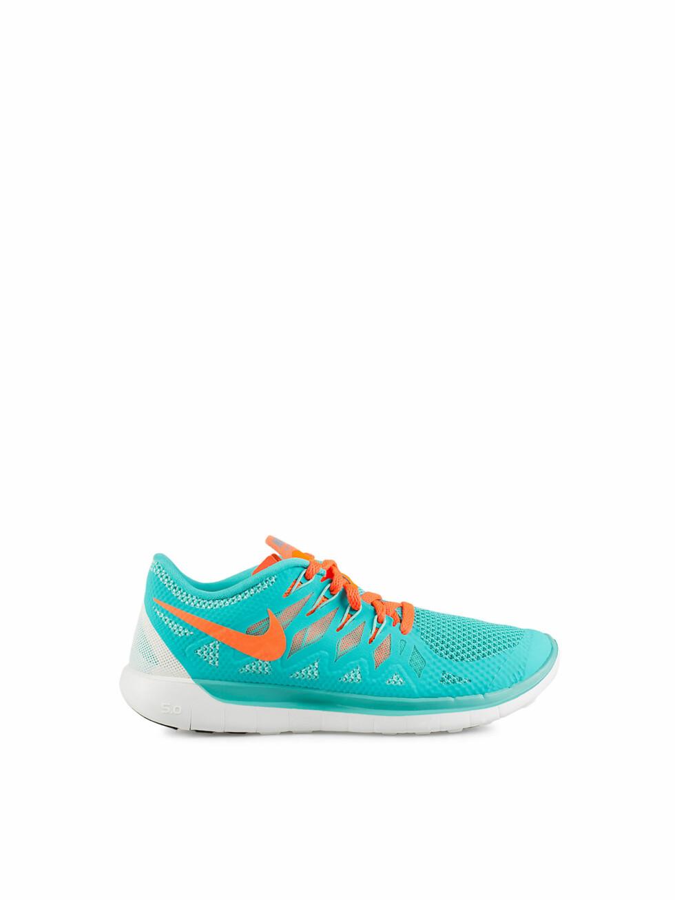 Joggesko fra Nike via Nelly.com, 1095 kr. Foto: Nelly.com