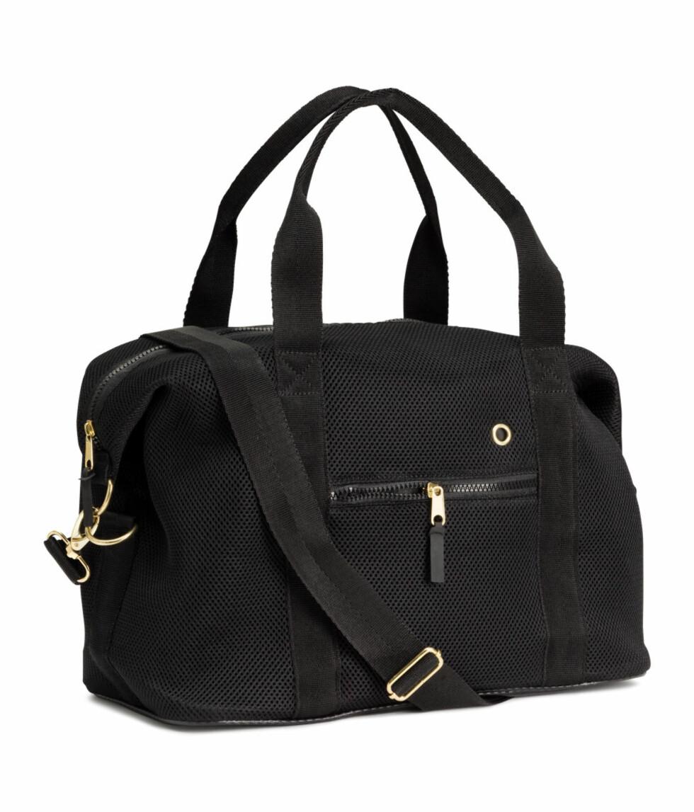 Treningsbag fra H&M, 299 kr. Foto: Produsenten.