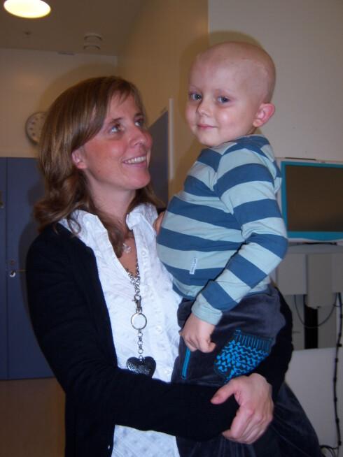 Hanne (40) mistet sønnen i kreft: - Han hadde så mye kjærlighet å gi