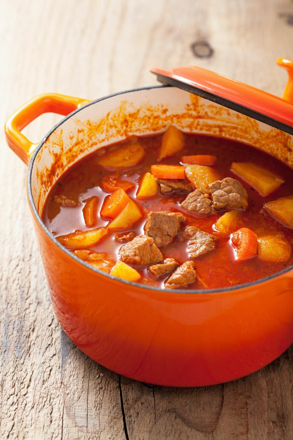 MAGRERE MIDDAG: Sjekk ut de tre metodene for å redusere fettmengden i middagsmaten. Foto: dusk - Fotolia