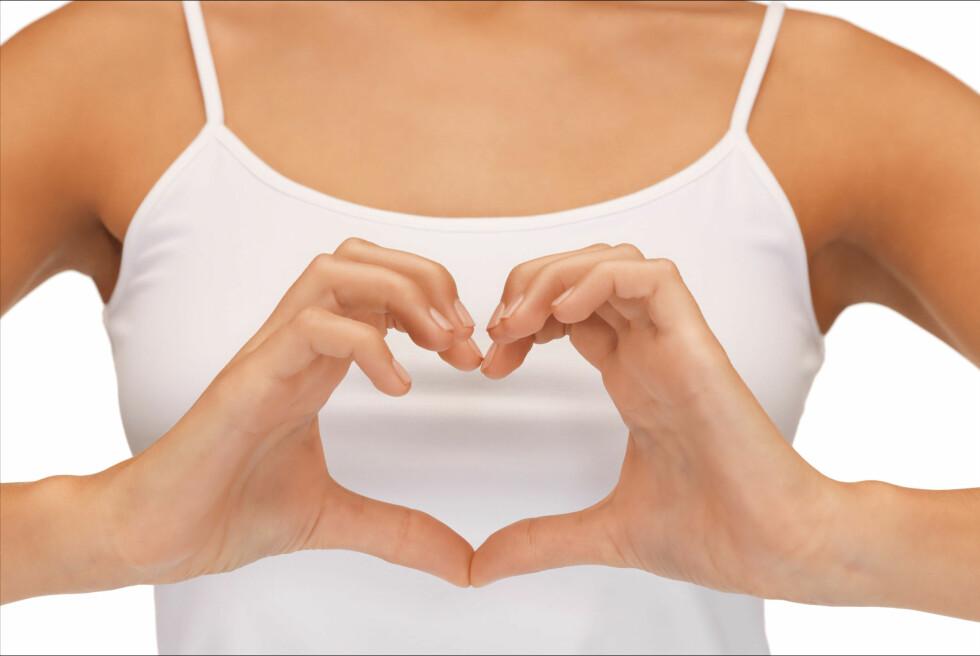 TA VARE PÅ HJERTET DITT: Velg bort det usunne fette til fordel for umettet fett, og reduser risikoen for hjerte- og karsykdom.  Foto: Syda Productions - Fotolia