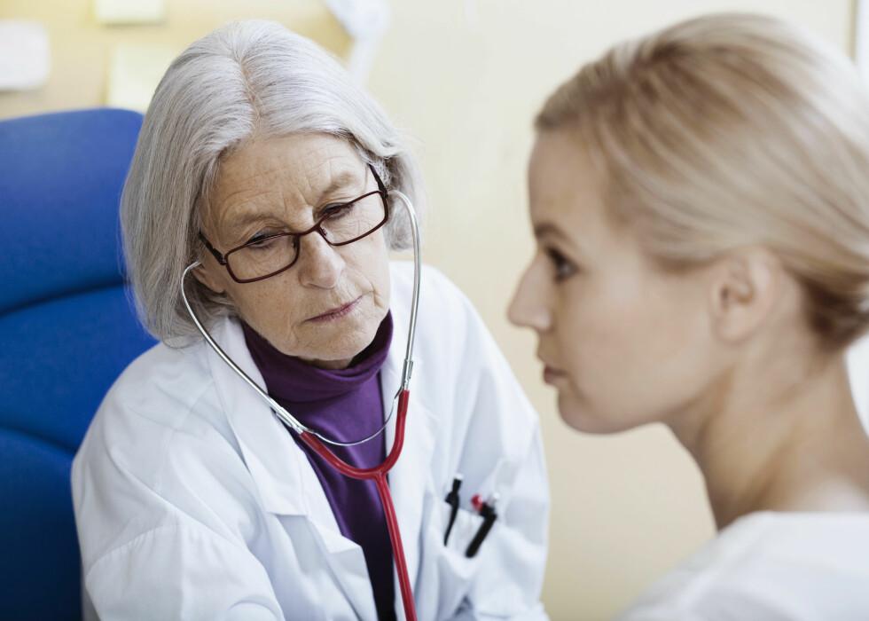 GENER: Det er ikke bare livsstilen din som avgjør din risiko for alvorlige sykdommer. Genene dine har også noe å si. Foto: Scanpix/NTB