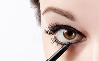 3 vanlige eyelinertabber