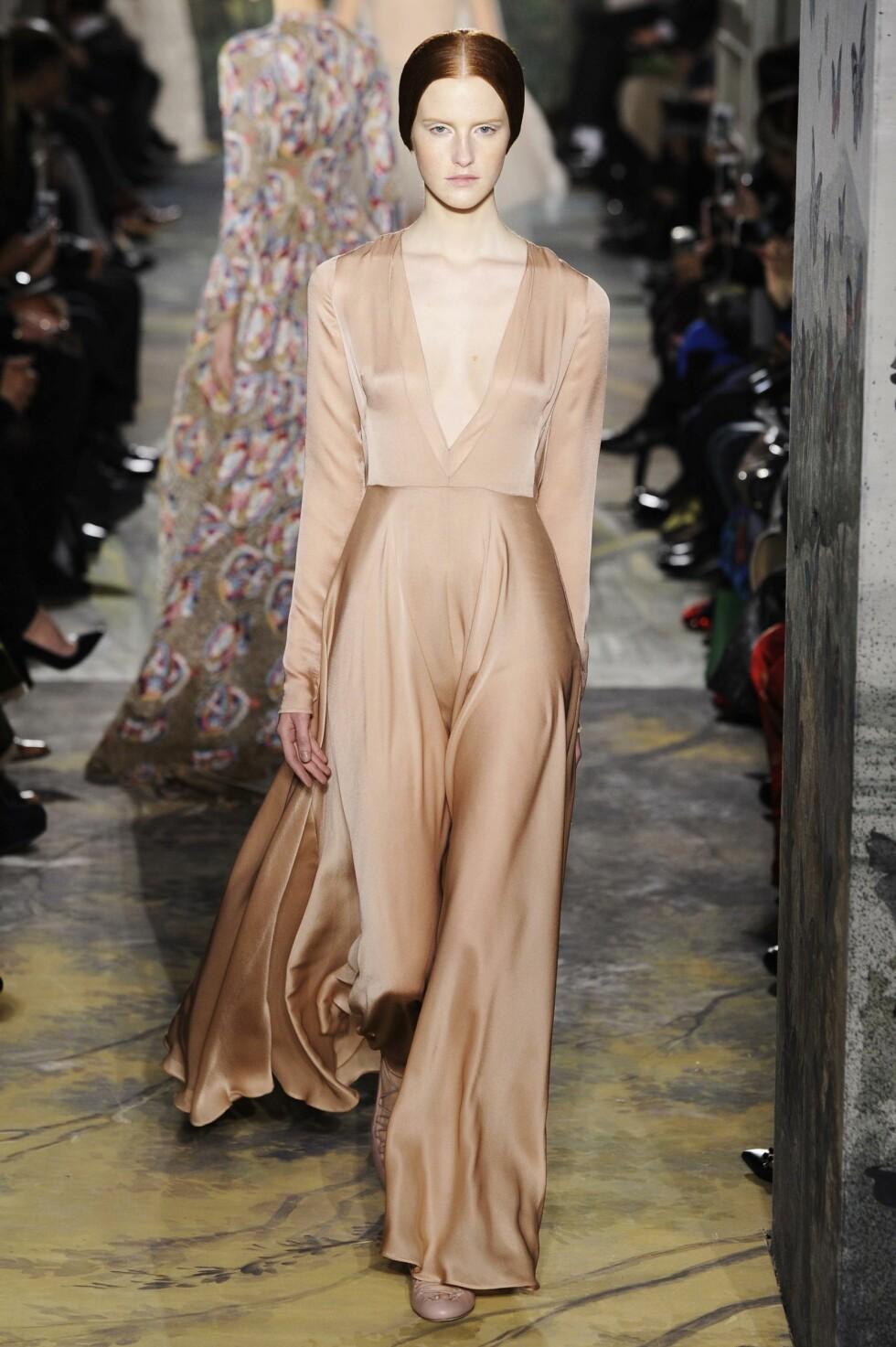Valentino Haute Couture vår 2014 Foto: All Over Press