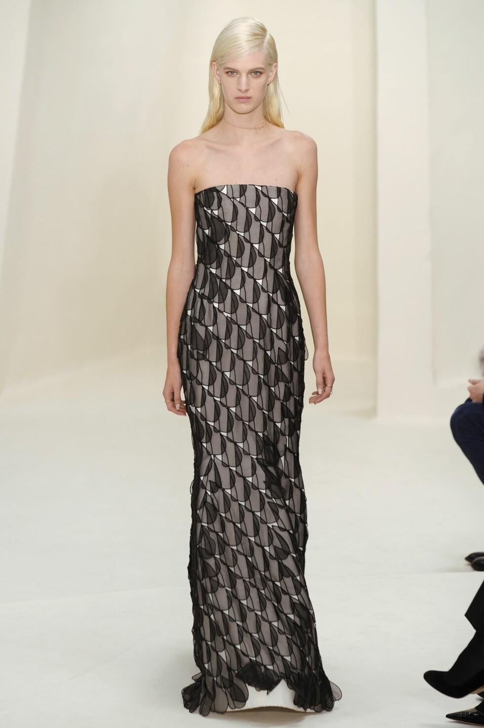 Christian Dior Haute Couture vår 2014 Foto: All Over Press