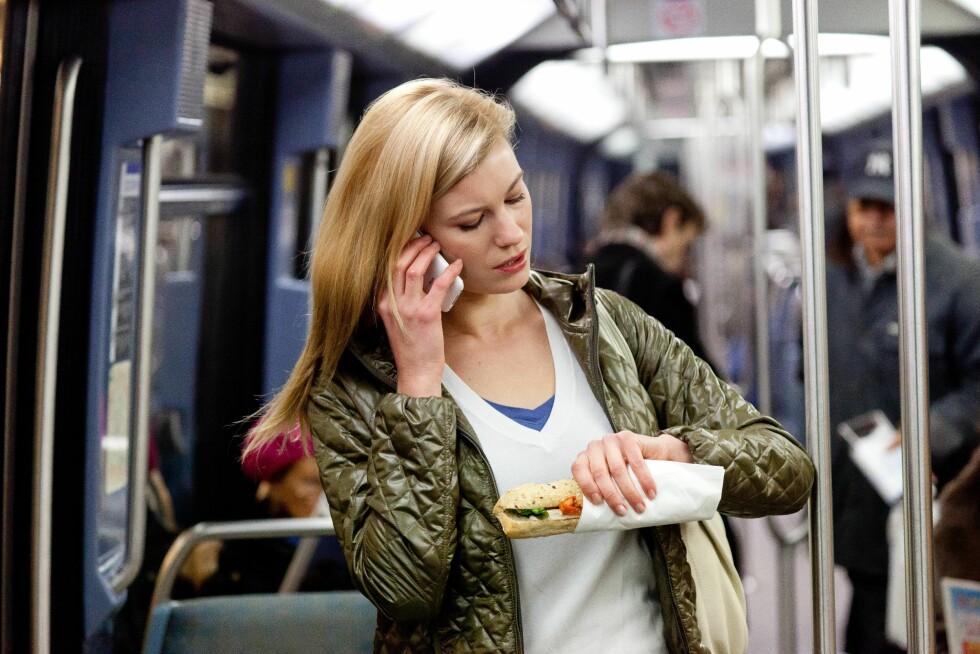 LYST BRØD: Det ender fort med litt usunne alternativer, når man kjøper med seg litt lunsj i farten. Foto: All Over Press