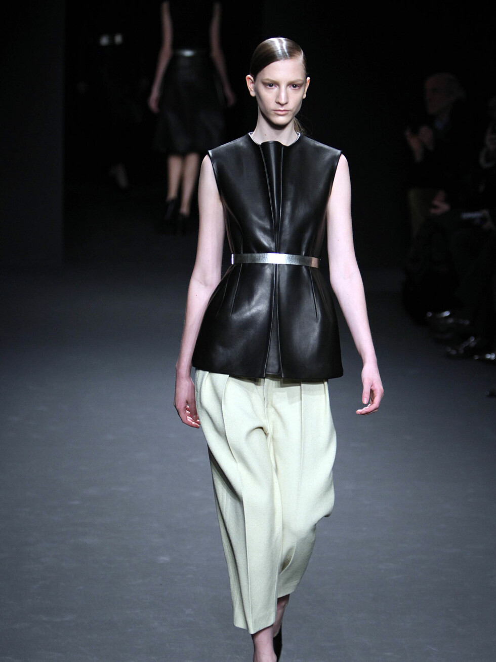 Calvin Klein vil også hylle timeglassfiguren. Foto: All Over Press