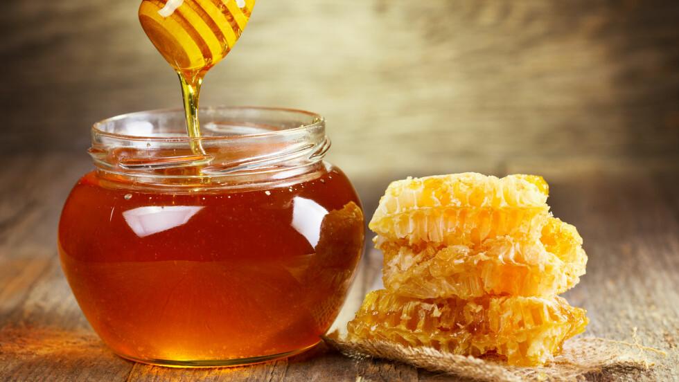 FLERBRUKS: Honning kan brukes til så mangt. Foto: Fotolia