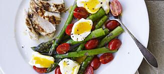 Derfor bør du spise mer protein hvis du er syk
