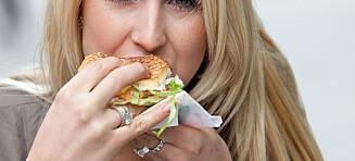 Maten som øker risikoen for kreft