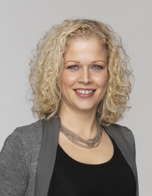 <strong>EKSPERT:</strong> Ann-Kristin Stokke er fagansvarlig hos Skintific.