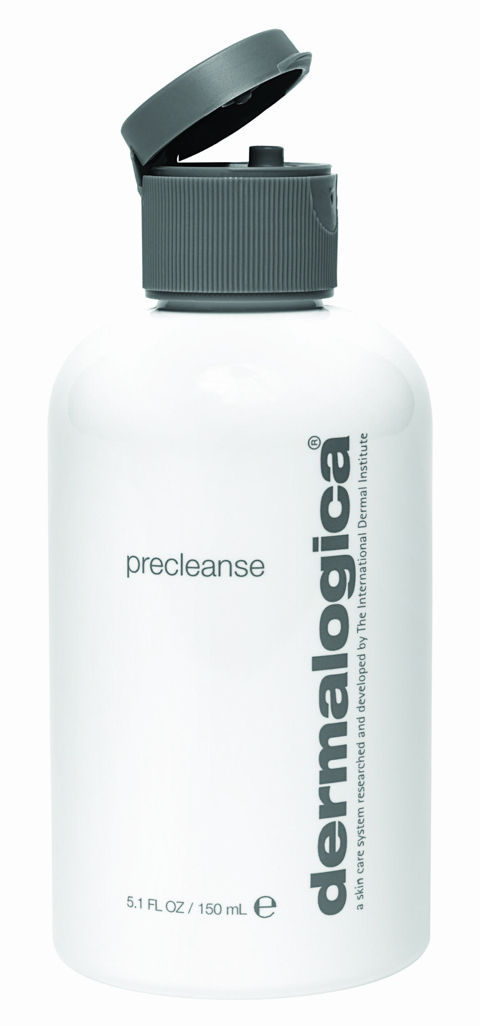 Pre-Cleanse fra Dermalogica er en rensende olje som løser opp vannfast sminke, talg og smuss som samler seg på huden i løpet av dagen. Bruk denne oljen som en førsterens før du bruker ditt andre renseprodukt tilpasset din hudtype. Passer for alle hudtyper, kr 415.  Foto: Produsenten