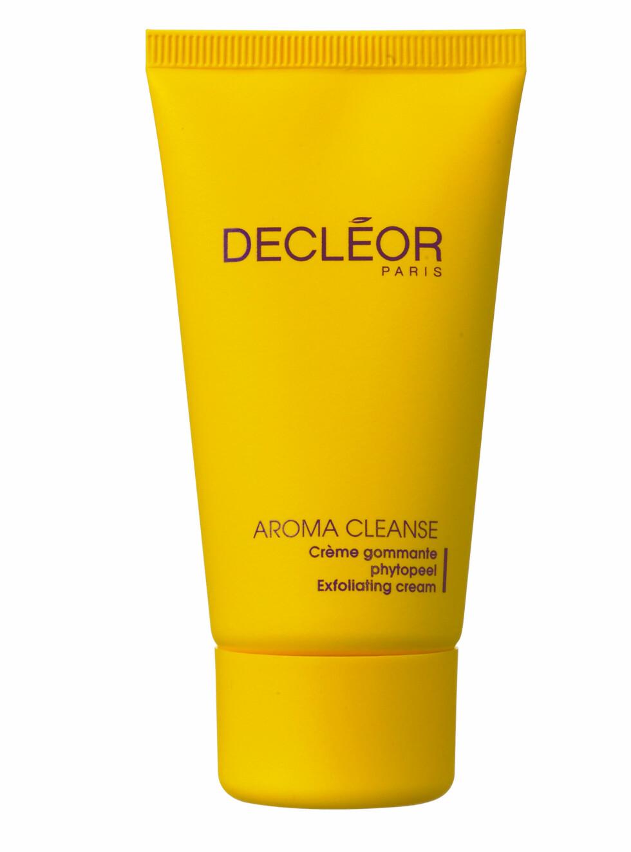 Ansiktspeeling uten korn, ideell for sensitiv hud. Exfoliating Cream fra Decléor, kr 399. Foto: Produsenten