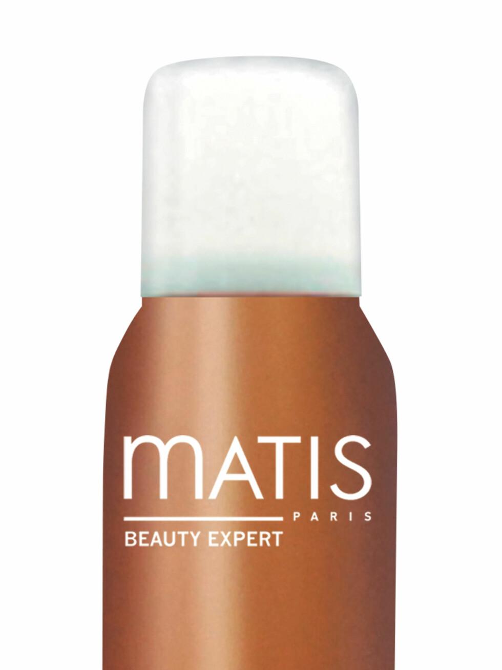 Self-Tanning Spray for body fra Matis, kr 449. Foto: Produsenten