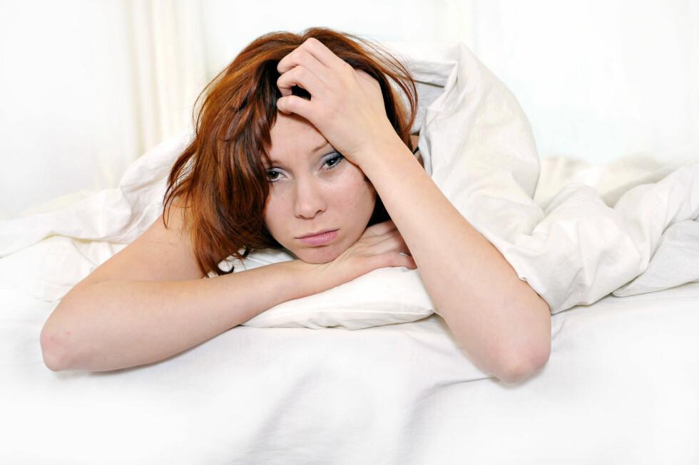 NOK SØVN: Det er ikke bare mengden søvn som teller, men også kvaliteten på søvnen. Gi huden din nok tid til å reparere seg selv mens du sover, råder eksperten. Foto: Focus Pocus LTD - Fotolia