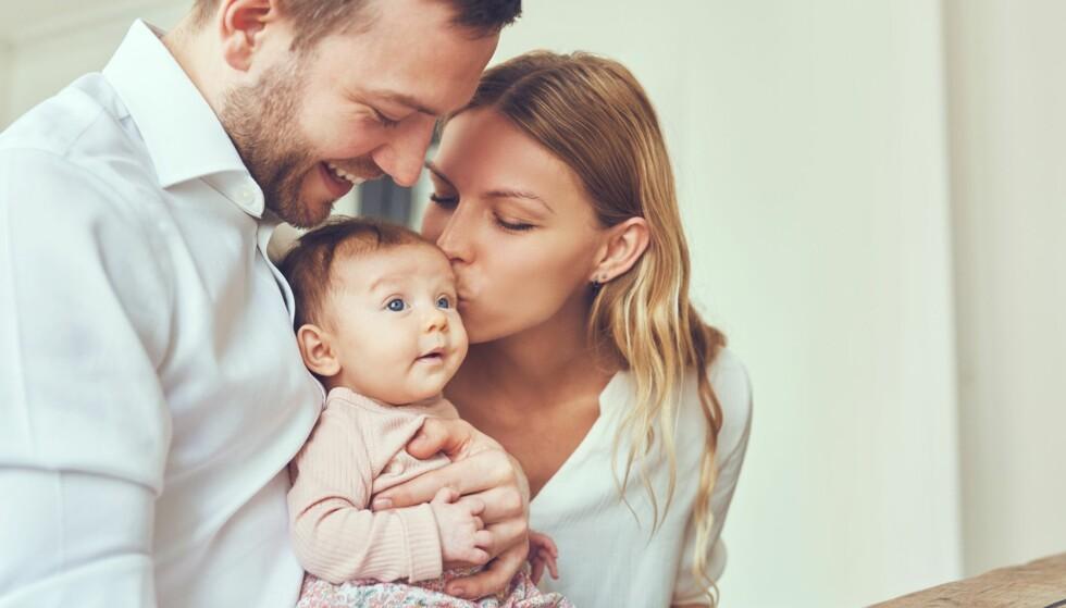 BABYUTSTYR: Disse hjelpemidlene kan komme godt med de første månedene av babyens liv. Foto: Uber/ Shutterstock /NTB Scanpix