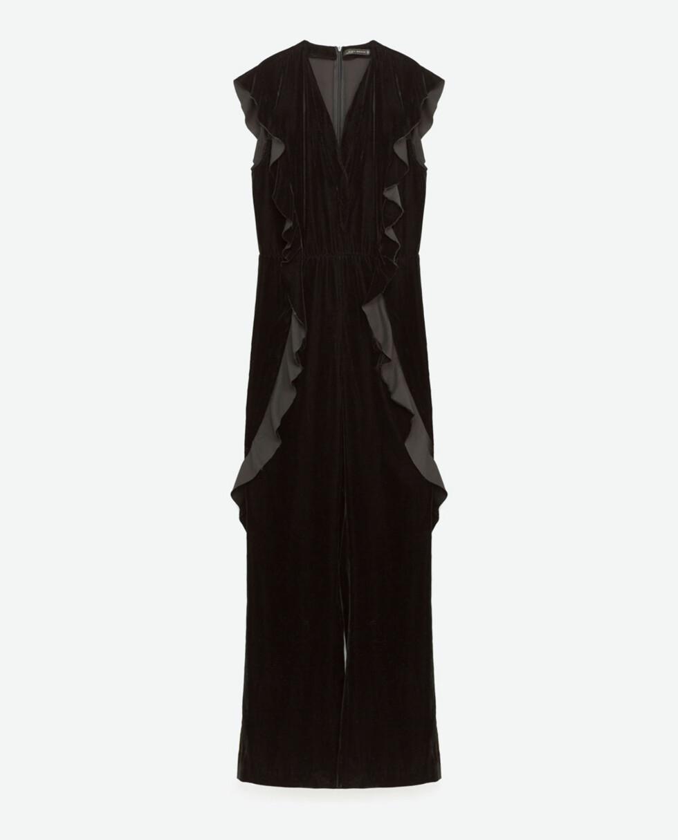 Jumpsuit fra Zara, kr 299.