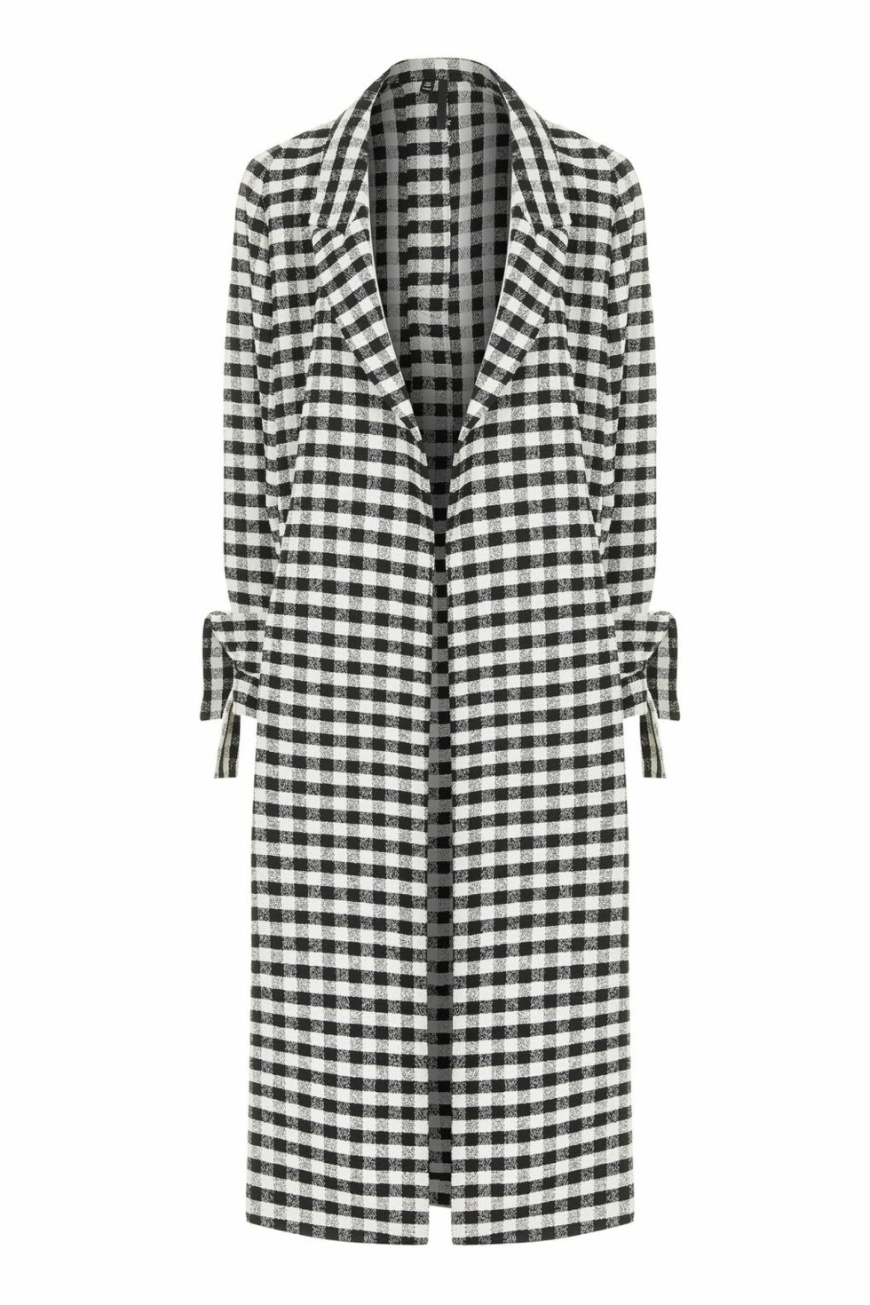 Kåpe fra Topshop   kr 1800   http://www.topshop.com/en/tsuk/product/clothing-427/jackets-coats-2390889/gingham-duster-coat-by-boutique-6218643?bi=0&ps=20