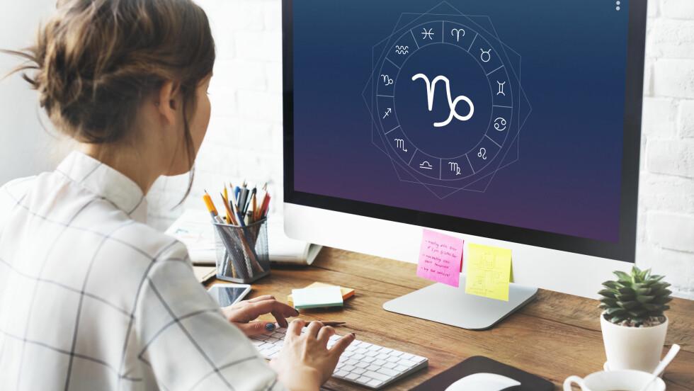 HOROSKOP OG JOBB: Finn stjernetegnet ditt og se hva du vil passe som i arbeidslivet! Foto: Shutterstock / Rawpixel.com
