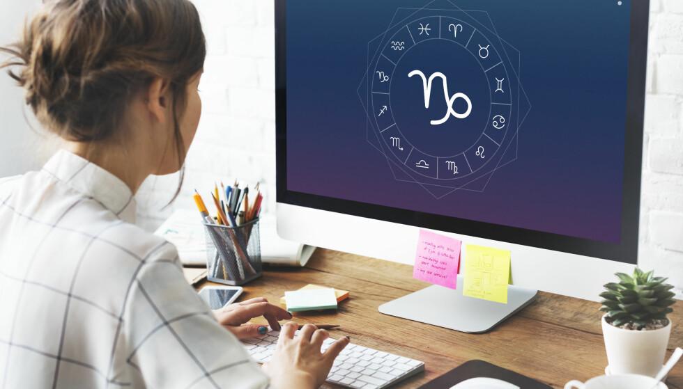 Karrieren som er ment for deg ifølge horoskopet ditt