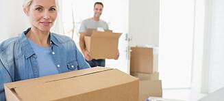 Skal du flytte inn i kjærestens bolig?