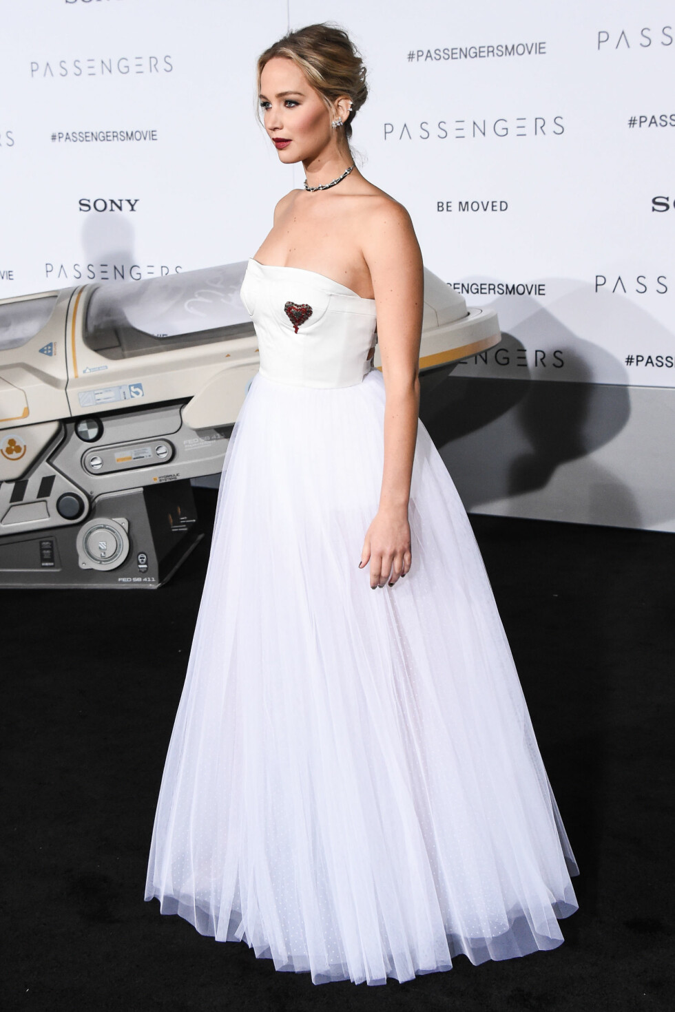 I DIOR: Jennifer Lawrence. Foto: Splash News
