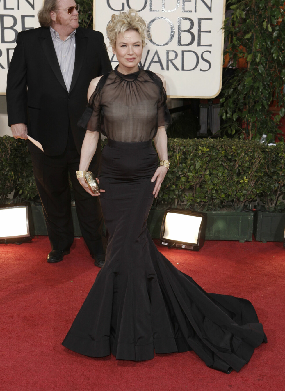 VERST KLEDD: Renee Zellweger i 2009 Foto: AP