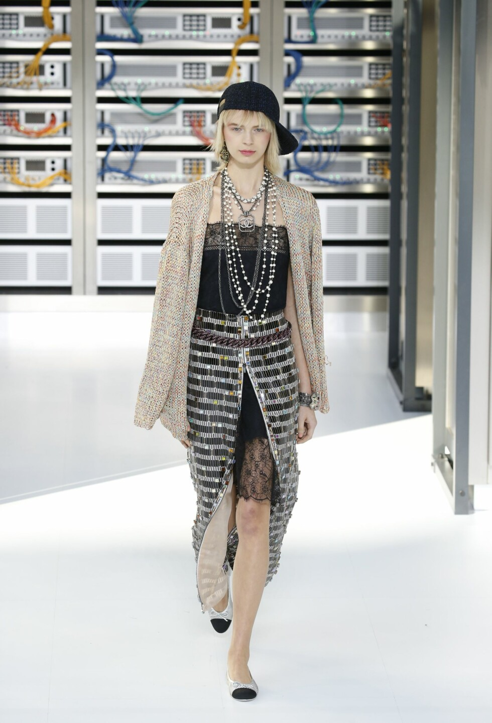 Chanel Foto: Rex Features