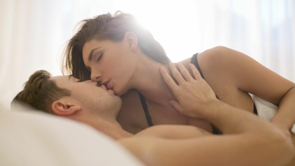 MORGENSEX: Det å ha sex om morgenen kan gi deg en ekstra god start på dagen.  Foto: REX/Caiaimage/All Over Press