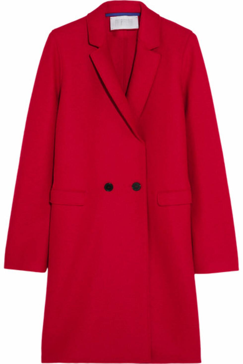 Kåpe fra Harris Wharf London via Net-a-porter.com | kr 2025 | https://www.net-a-porter.com/no/en/product/743130/harris_wharf_london/double-breasted-wool-felt-coat