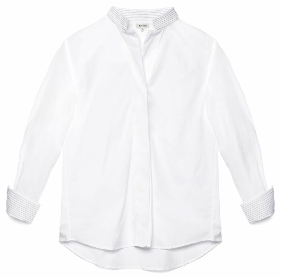 Skjorte fra Toteme | kr 960 | http://www.toteme-nyc.com/shop/main/kenya-shirt?color=white