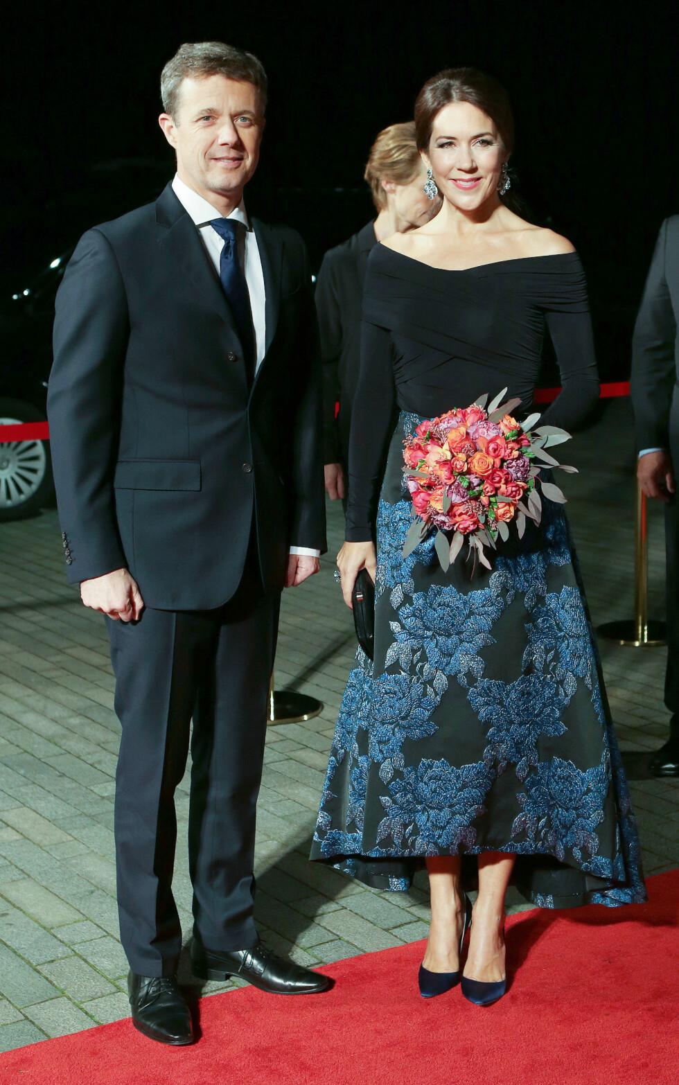 EKSOTISK: Dette bildet av kronprinsesse Mary av Danmark gir oss skikkelig señorita-vibber! Foto: NTB Scanpix