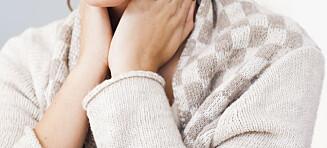 Hashimotos tyreoiditt rammer langt flere kvinner enn menn