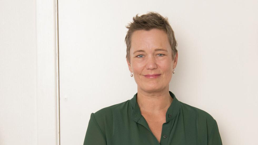 BIPOLAR LIDELSE: - Jeg har alltid følt meg annerledes, forteller Solveig Unhjem Stray (44) fra Kristiansand.  Foto: Eva Kylland