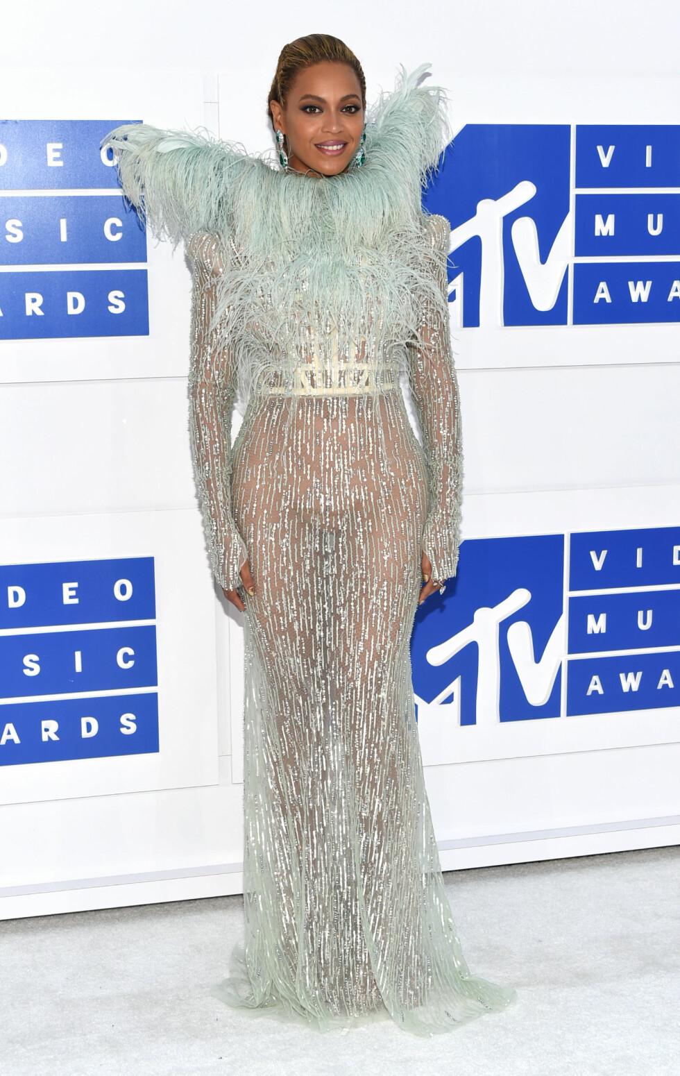 BEYONCE: MTV VMA. Foto: INVISION