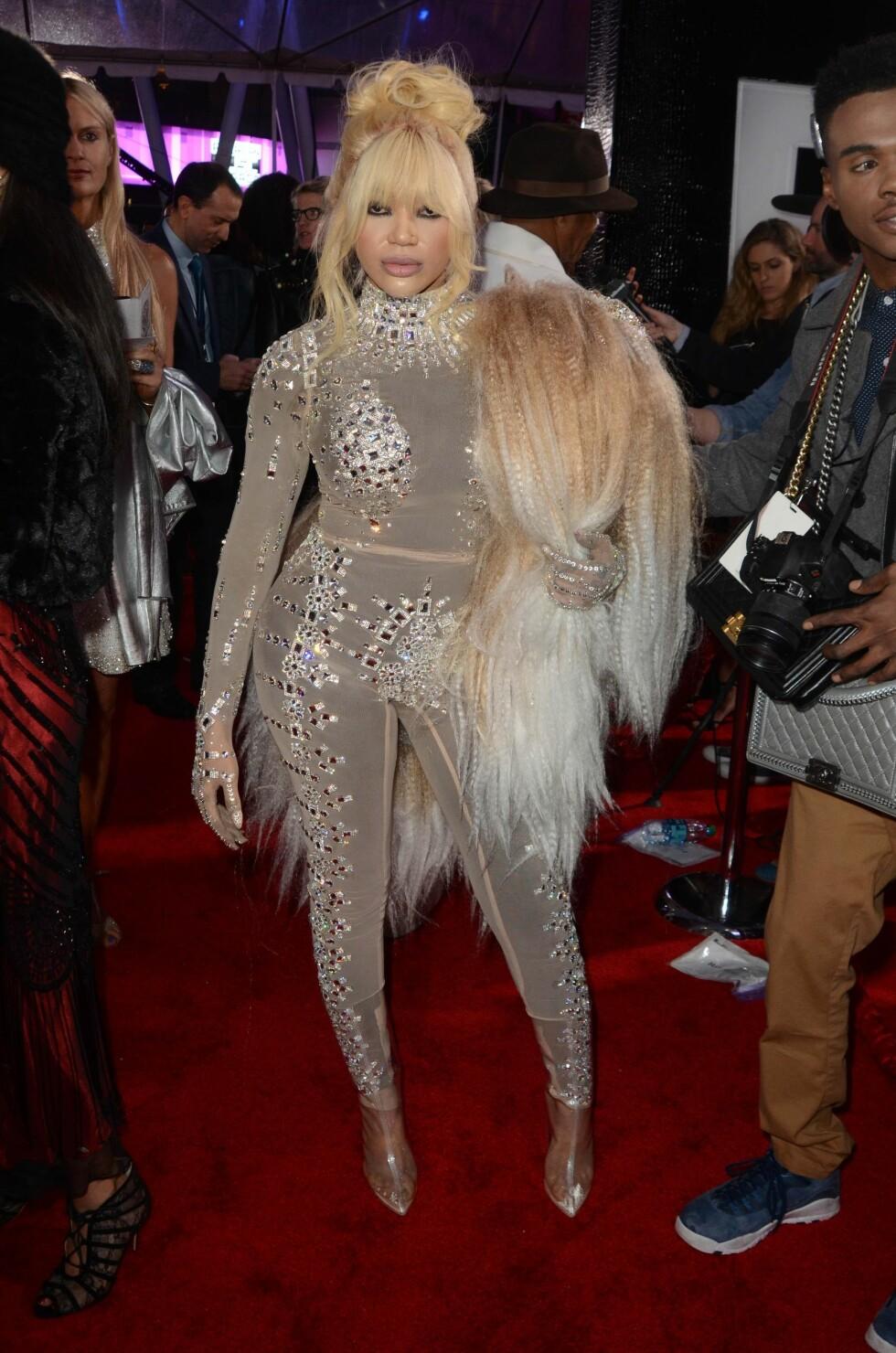 DENCIA: American Music Awards. Foto: Buzzfoto.com