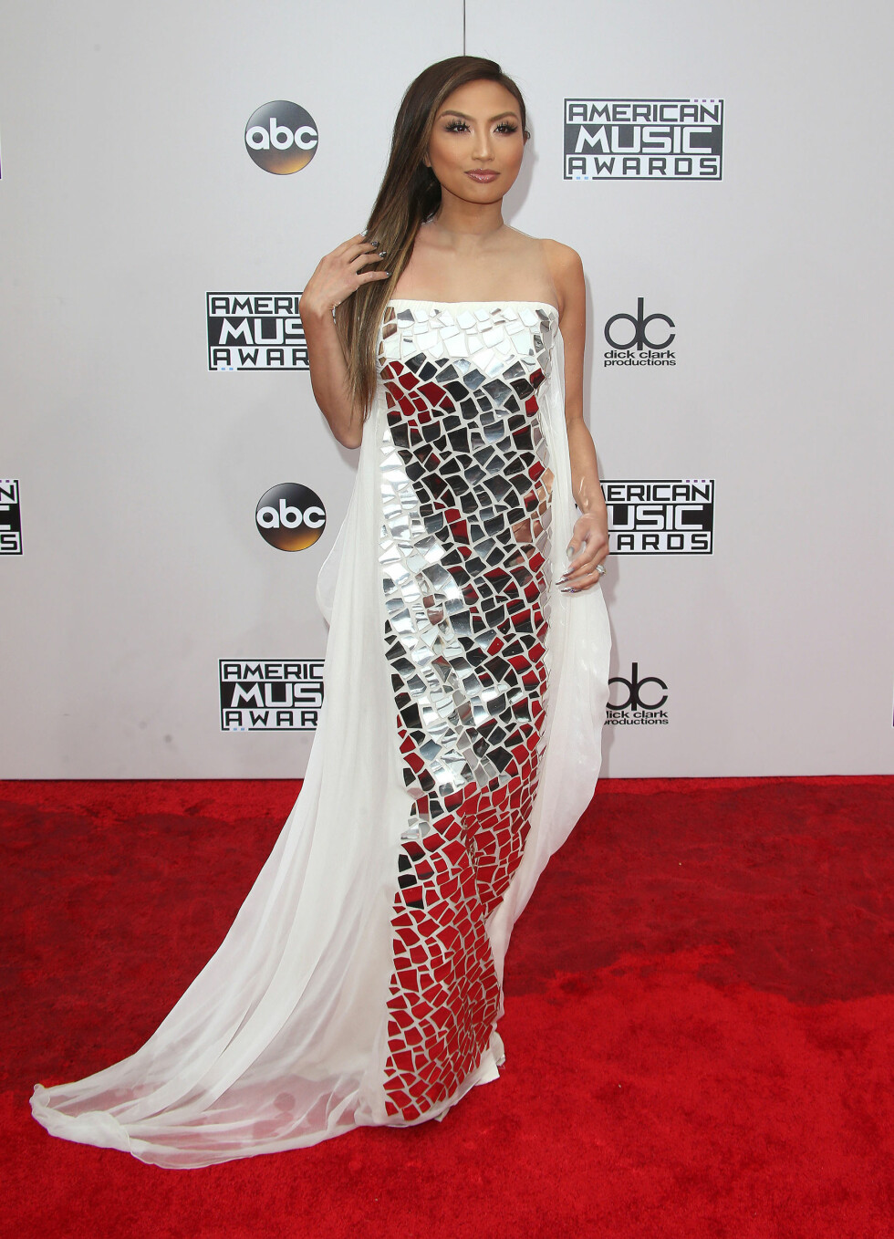 JEANNIE MAI: American Music Awards.  Foto: SipaUSA