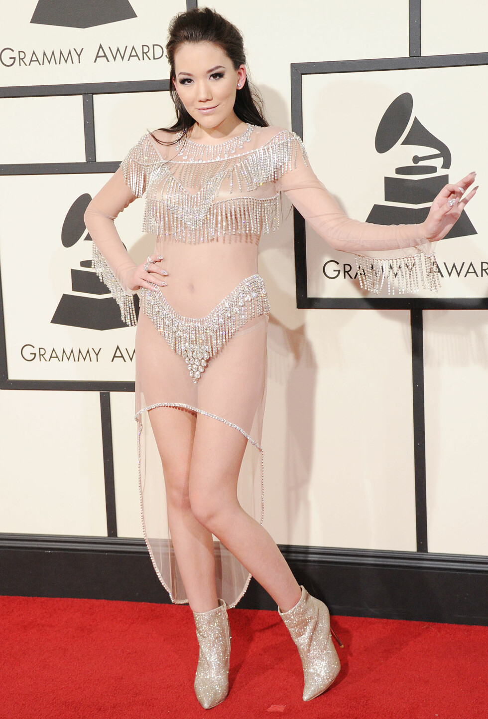 MANIKA: Grammy Awards.  Foto: Broadimage