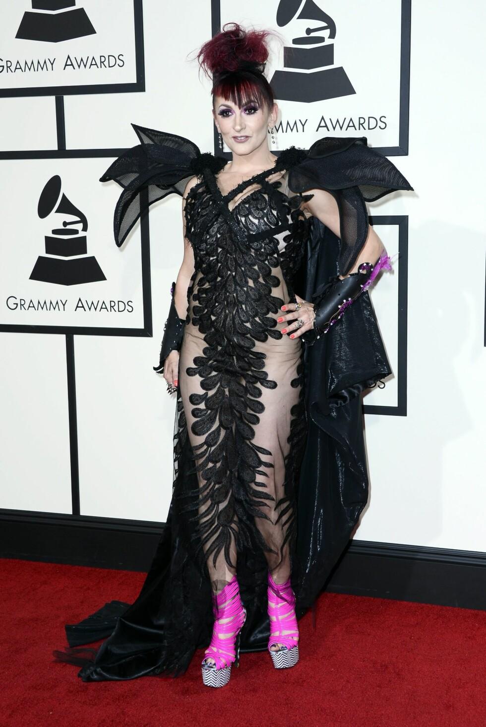 JACQUELINE VAN BIERK: Grammy Awards.  Foto: Epa