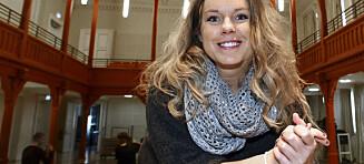 I dag deler Anna Estenstad historiene sine for å få folk til å le