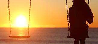 Samlivsbrudd er en viktig årsak til selvmord